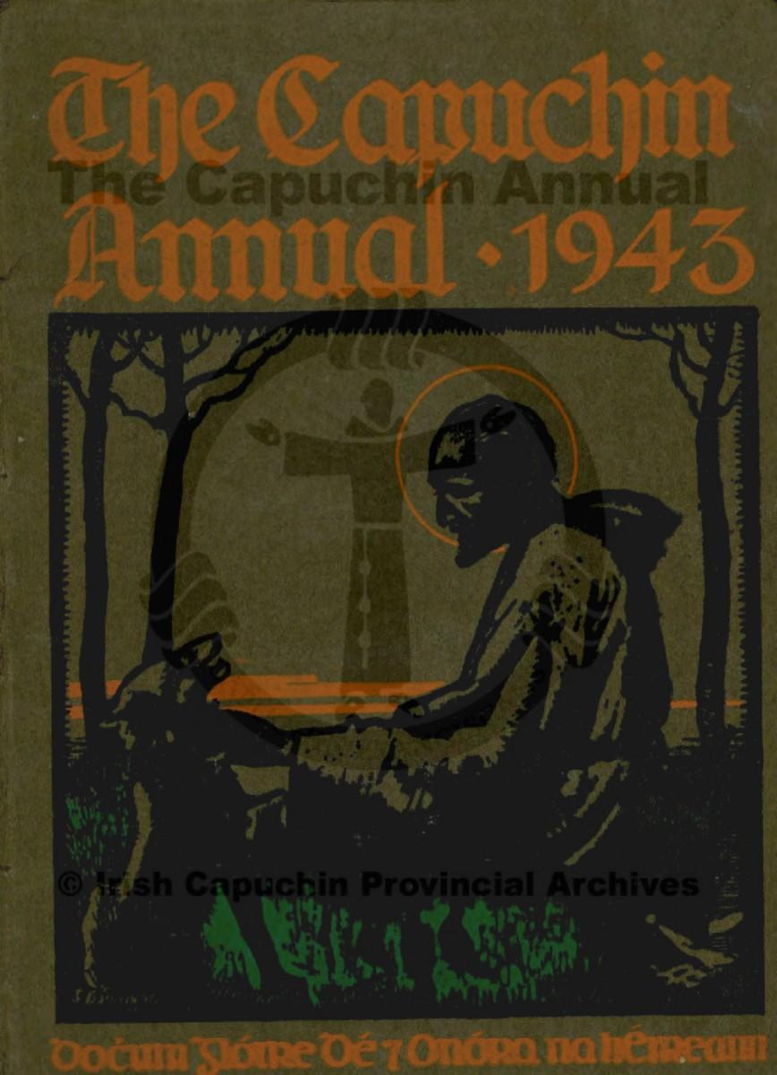 Andrea Londo Nua capuchin annual